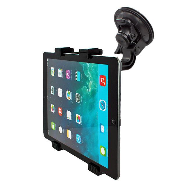 360 kfz tablet halterung halter car holder saugnapf apple ipad 2 3 4 air mini ebay. Black Bedroom Furniture Sets. Home Design Ideas