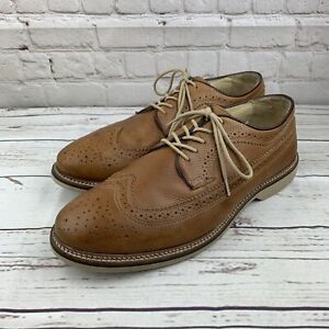 Kyle Leather Wingtip Oxford Shoes