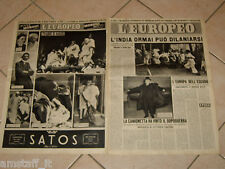 EUROPEO 1948/5=INDIA GHANDI=PAULETTE GODDARD=GIORGIO FEDERICO GHEDINI=MORAVIA A.