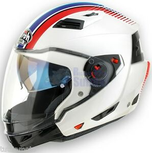 CASCO-CAPACETE-HELMET-AIROH-EXECUTIVE-CROSSOVER-STRIPES-TG-XS