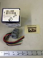 Ford Cars & Trucks Headlight Switch Connection Wire Harness 43-538 K1915