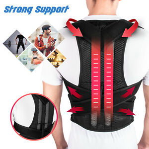 For-Men-Women-Adjustable-Posture-Corrector-Low-Back-Support-Shoulder-Brace-Belt