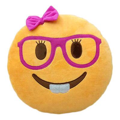 "Unicorn Emoji Pillow Poop poo Emoticon Cushion Plush Toy 13/"" Same Day Shipping!"