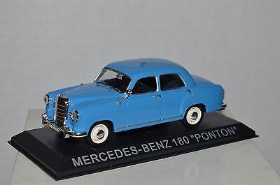 DIE CAST  MERCEDES Benz w120   1:43          legendary cars