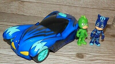 PJ Masks Light Up Racer Vehicle-Catboy/'s Cat Car