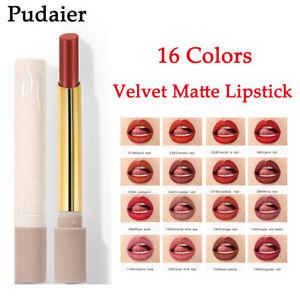 16-Colors-Smooth-Velvet-Matte-Lipstick-Red-Sexy-Moisturizing-Long-Lasting