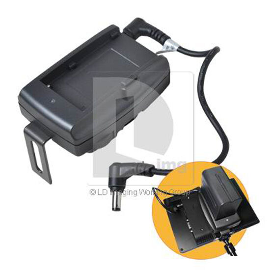 HOT F970 F550 Battery Cradle Plate Adapter for LILLIPUT Camera HDMI Monitor