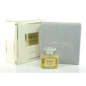 1000-by-Jean-Patou-0-5-OZ-15-ml-Pure-Parfum-Perfume-Women-As-Imaged-Batch-2J03