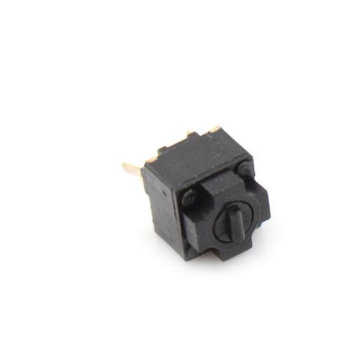 Maus Quadrat Mikroschalter EVQP0E07K Microsoft Black Spots 10x Neu