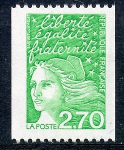 Stamp / Timbre France Neuf N° 3100 ** Marianne De Luquet / Roulette
