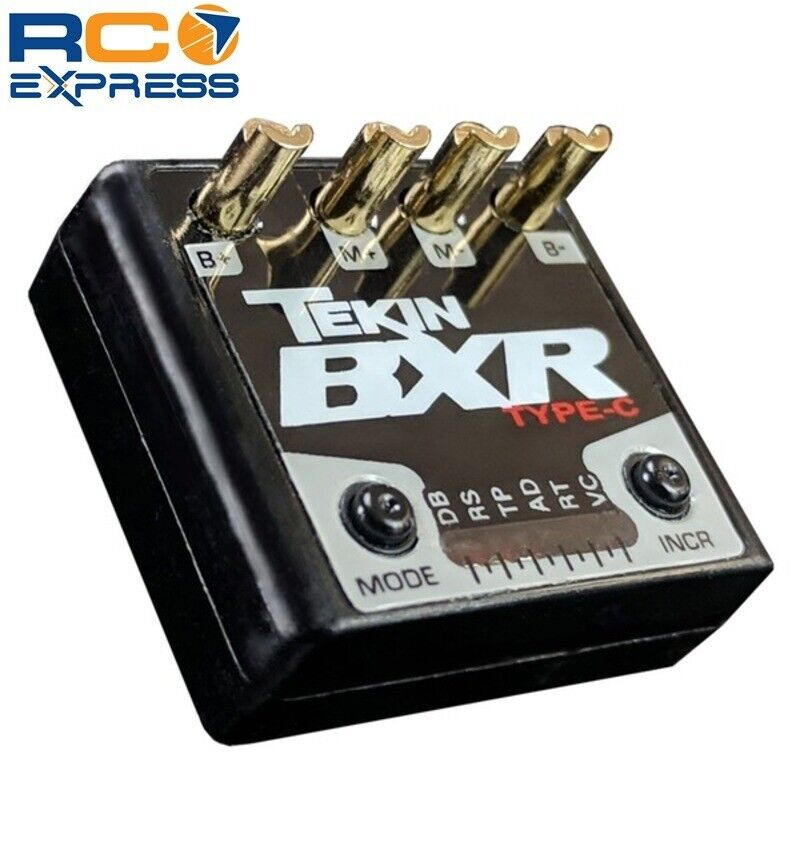 Tekin BXR Waterproof Brushed ESC 20T Limit TEKTT1094