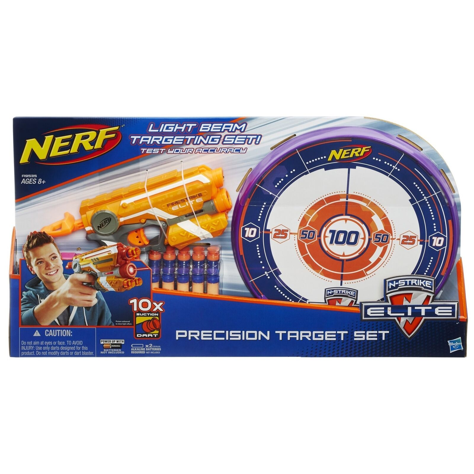 Nerf N-Strike Elite Precision Target Set - colors colors colors Vary 01dee5