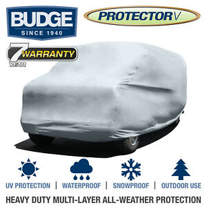Budge Protector IV Car Cover Fits Volkswagen Beetle 1966 Breathable Waterproof