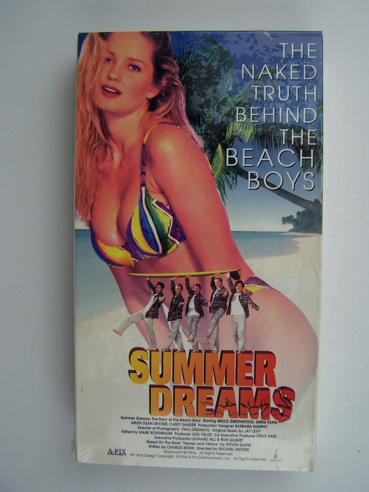 Summer Dreams - The Story of the Beach Boys 1990 TV Mov