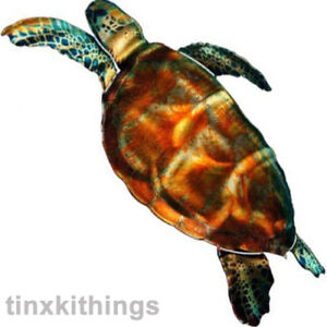 Image Is Loading Medium Sea Turtle Wall Art Decor Indoor