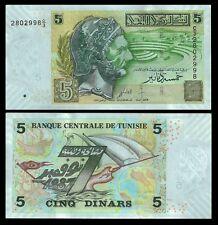 Tunisia 5 DINARS 2008 P 92 UNC OFFER !