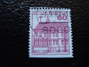 Germany-Rfa-Stamp-Yvert-and-Tellier-N-878b-Obl-A3-Stamp-Germany-A