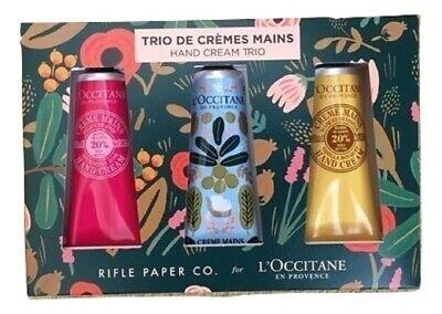 L'Occitane Hand Cream Quartet Shea and Almond