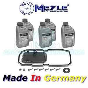 Meyle Automatikgetriebe Ölwechsel Kit Und 5ltrs Von Flüssigkeit 014 135 0200