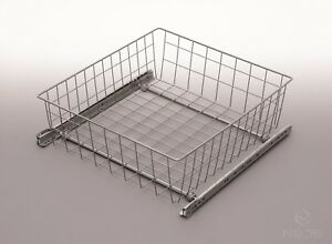 PULL-OUT-WIRE-BASKET-DRAWER-WARDROBE-MD-FITTING-ACCESSORIES-all-sizes