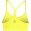 Reebok Lime Hero Warrier Brand Bra