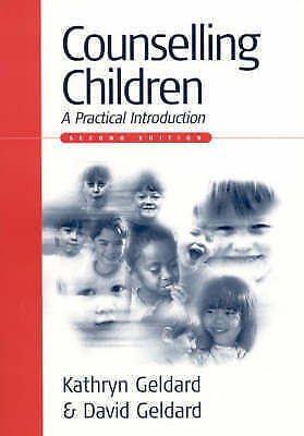 Counselling Children: A Practical Introduction-ExLibrary