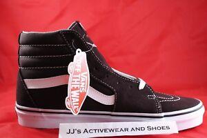 5ea12b55844b21 NIB VANS SK8-HI Chocolate Torte True White Skate Shoes SZ Men s 9 ...