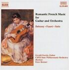 Various Artists Romantic French Music for Guitar CD Album