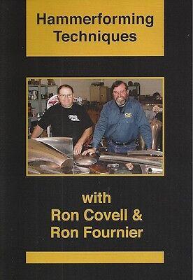HAMMERFORMING TECHNIQUES Ron Covell Fournier English Wheel Powerhammer Pullmax