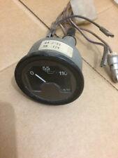 Used Fiat Alfa Engine oil pressure Gauge & Loom 4444952