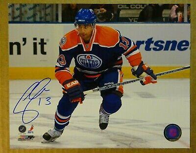 Sam Gagner Edmonton Oilers 8x10 Photo AAOF186