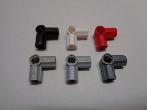 choose color 32014 LEGO Technic Connecteurs #6 Axe Angle 90° Connector