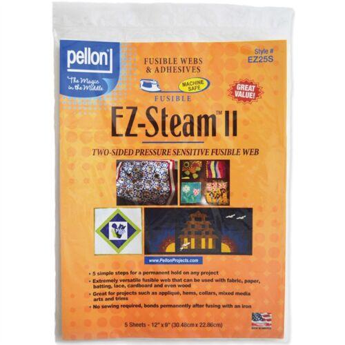 "Pellon Ez-steam Ii-12/""x9/"" 5//pkg"