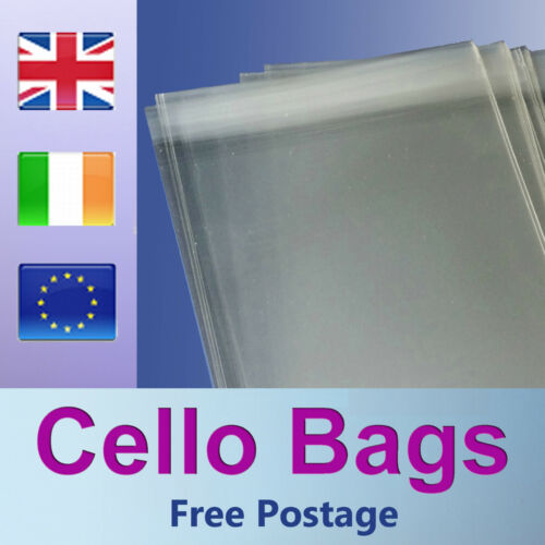 500 7 x 5 cello bags for greeting cards clear cellophane peel 500 7quot x 5quot cello bags for greeting cards clear cellophane peel m4hsunfo