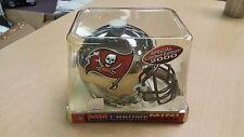 Tampa Bay Buccaneers Chrome Riddell mini Football helmet Limited Edition 2000