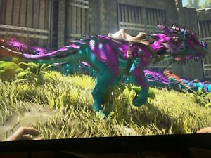 Xbox One Ark Survival Evolved Pve Official Velonasaur Cotton Candy Ebay Как приручить птера\тапежару\аргентависа(орла)\кетца 02 март 2017. details about xbox one ark survival evolved pve official velonasaur cotton candy