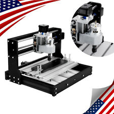 Portable Cnc3018 Pro Diy Router Mini Engraving Machine Kit Grbl Ampoffline Control