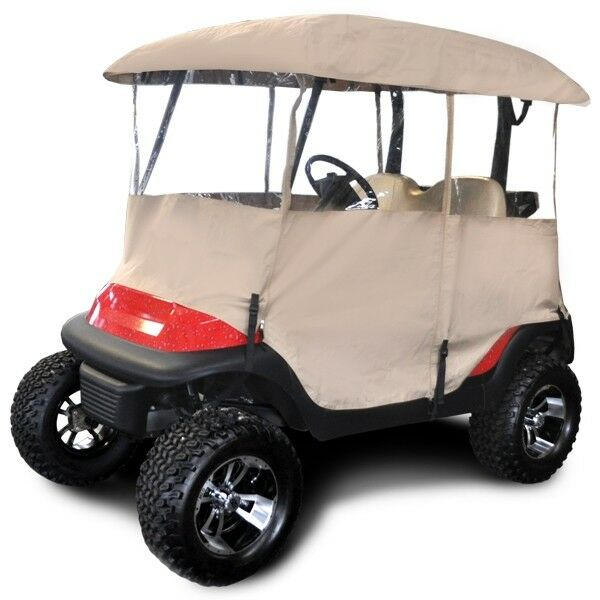 E z Go Club Car Yamaha Golf Cart Part Deluxe 4-Sided Enclosure