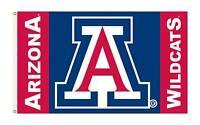 Arizona 3' X 5' College University Premium Flag W/grommets Banner 1-sided