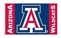 Arizona 3' X 5' College University Premium Flag W/grommets Banner 1-sided