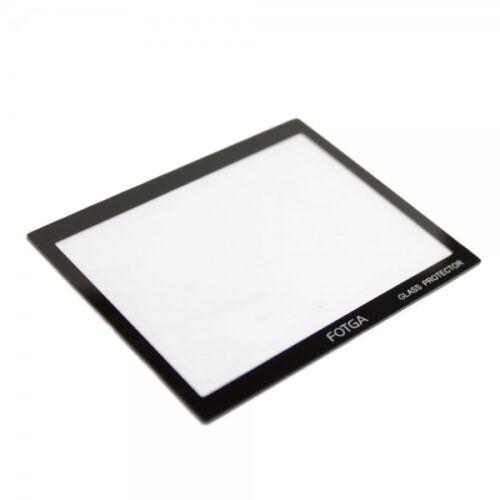 Nuevo FOTGA Cristal óptico de protección para la pantalla LCD para cámara Nikon D3100 parte