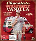 Chocolate Strawberry Vanilla (Blu-ray, 2014)