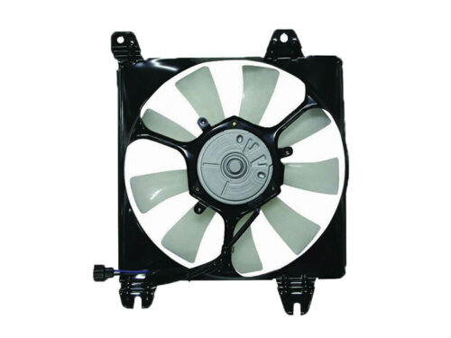 For Sebring  Stratus Coupe 01-05 Mit Eclipse A//C Condenser Cooling Fan