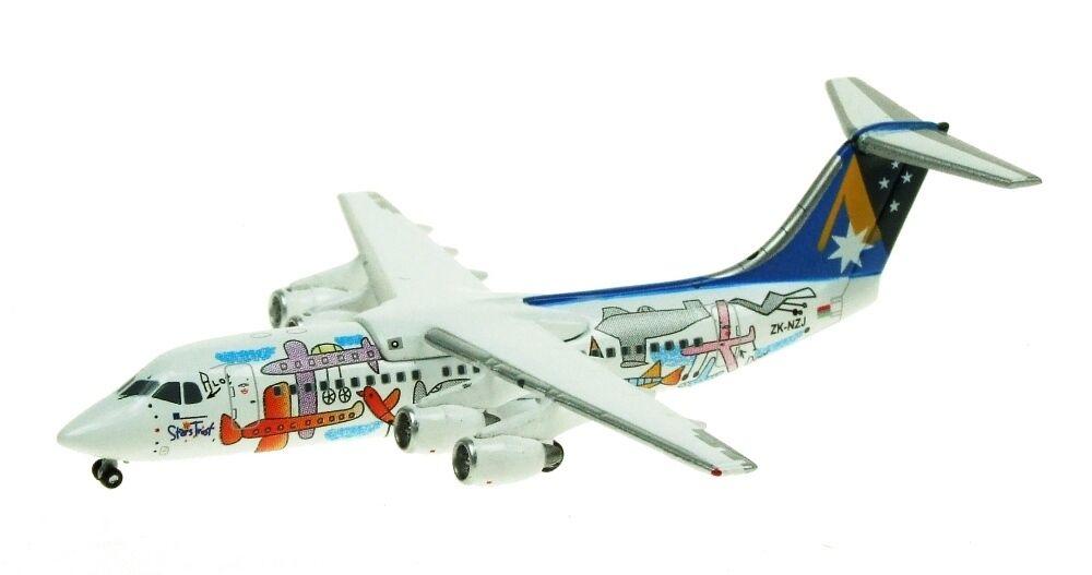 JETX JET339 1 400 ANSETT NZ BAE 146-300 ZK-NZJ