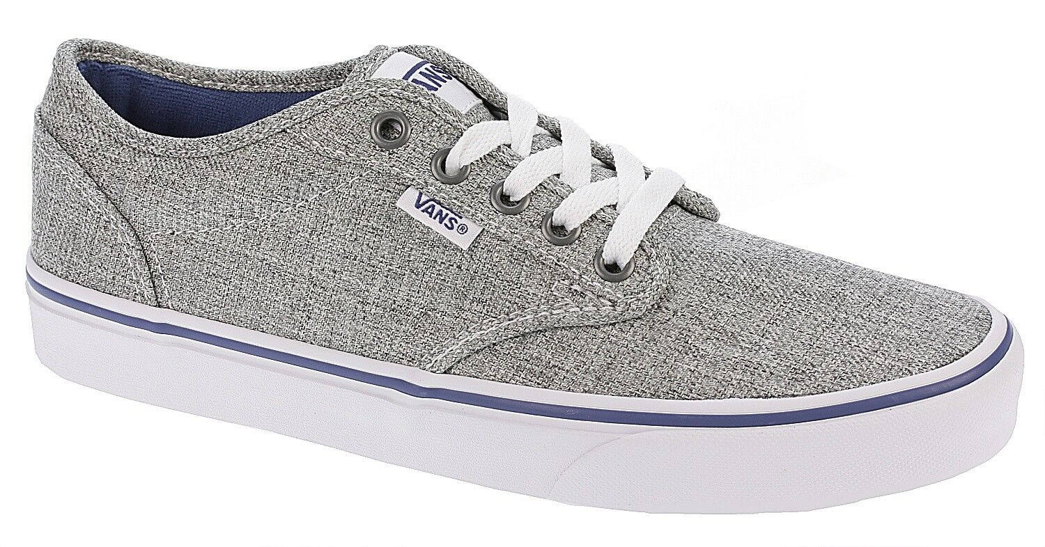 Vans  Atwood S18 Dress Blue White Trainers - Canvas Dress Blue White All Sizes