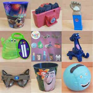 McDonalds-Happy-Meal-Toy-2018-Hotel-Transylvania-3-Film-Plastic-Toys-Various