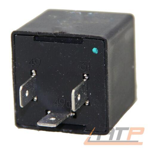 Relais clignotant donateurs centrale clignotant clignotant relais Audi 100 c2 43 c3 44 c4 4a