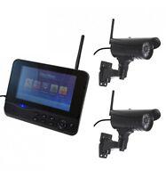 300 Metre Wireless Cctv & 2 X 20 Metre Night Vision External Cameras