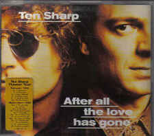 Ten Sharp-After All the Love Has Gone cd maxi single