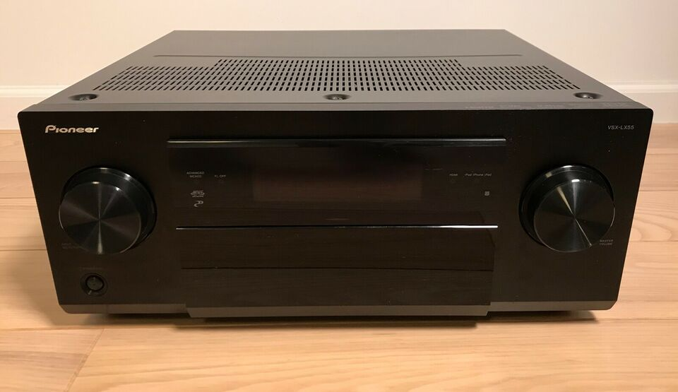 Pioneer, VSX-LX55, 7.1 kanaler